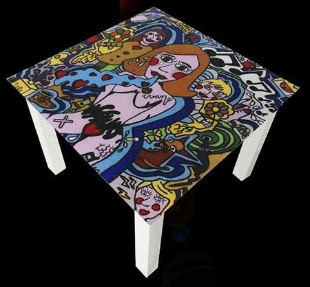 Picture for category Plexiglas tables